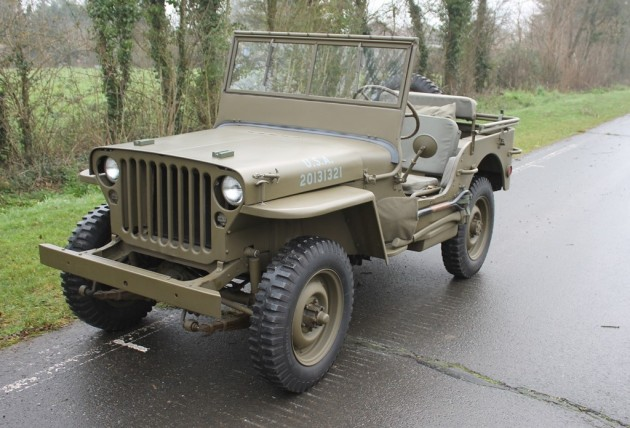 "Jeep Ford "" Early"""