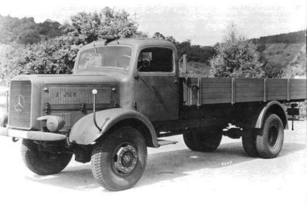 Mercedes L4500 « Wehrmacht 1944 »