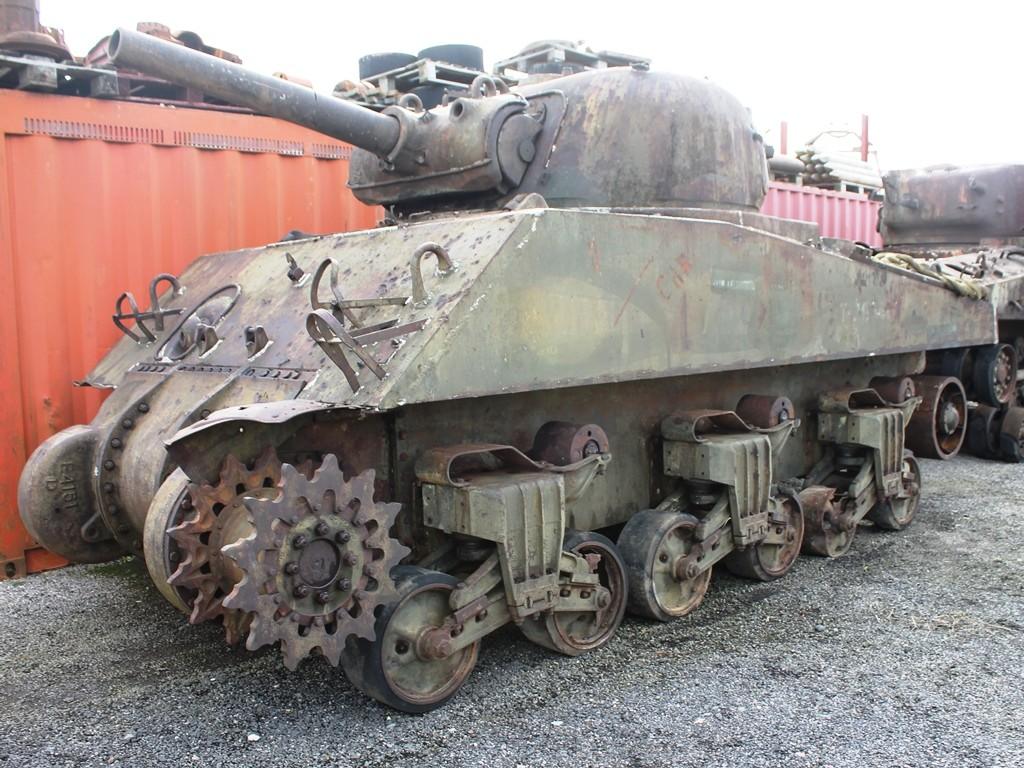 M4 SHERMAN « 105 »