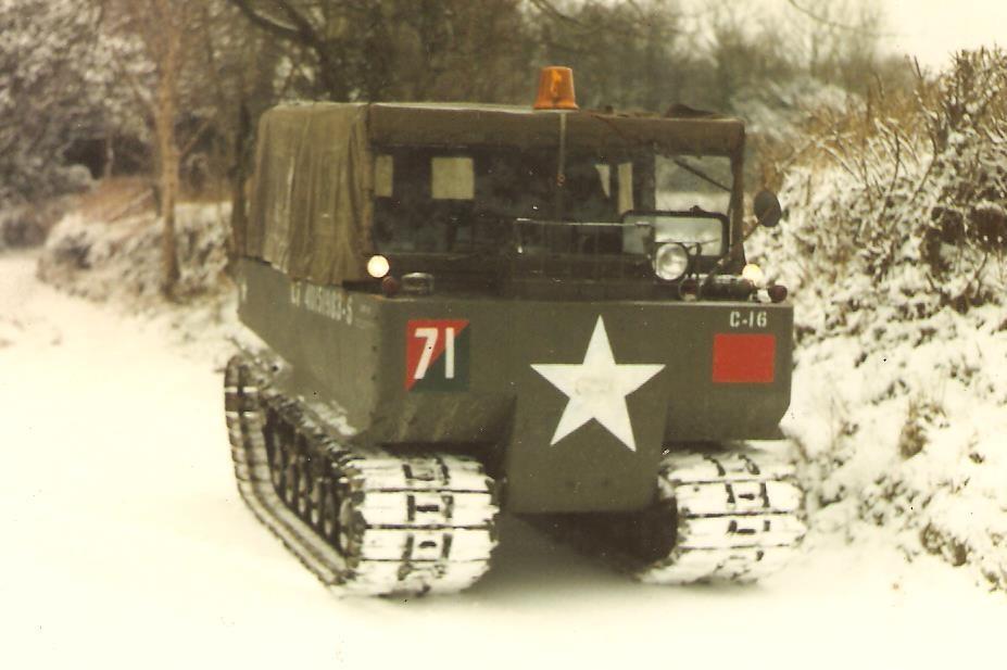 1944 Weasel M29