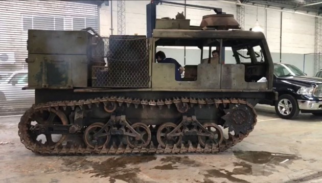 M-4 HST Allis Chalmers EXCELLENT ORIGINAL CONDITION