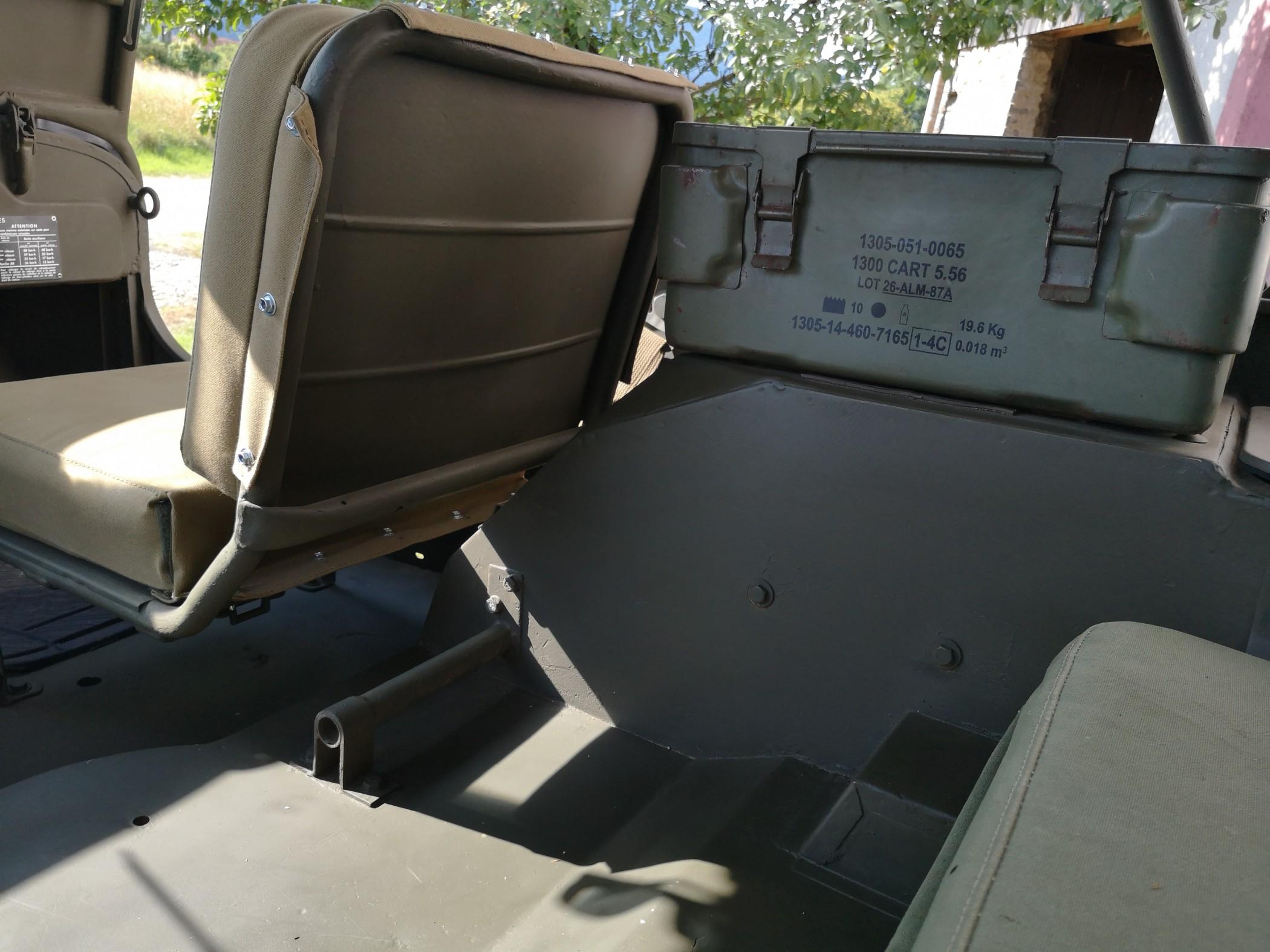 hotchkiss m201 jeep 1962 vendre. Black Bedroom Furniture Sets. Home Design Ideas