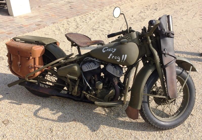 Harley Davidson WLC