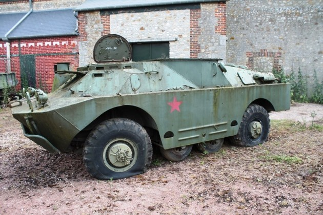"BRDM-2""The cold war ghost"""