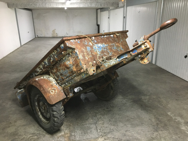 ww2 jeep trailer