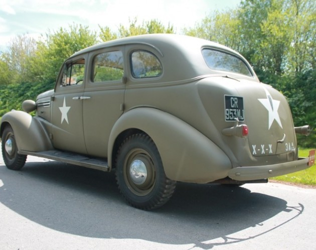 Chevrolet Master Deluxe « Staffcar »